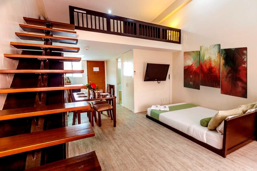 Suite Deluxe w/ Loft